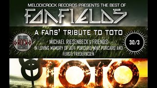 Fanfields 2 (Toto Tribute) - Stranger In Town (Album 'Best Of Fanfields 2' Out March 30)