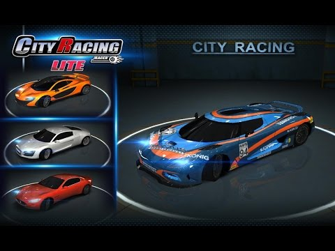 City Racing Lite Android Gameplay HD