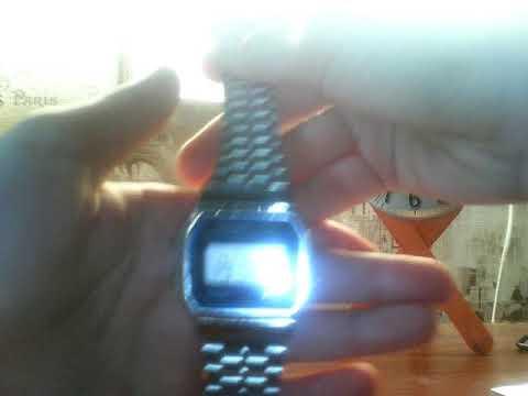 Самые крутые часы фирмы LONGBO модель F-91w видео обзор.