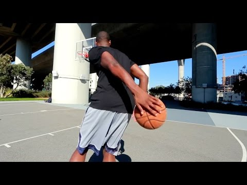 Train Like a Basketball Pro w/ Harrison Barnes – The Red Bulletin Presents