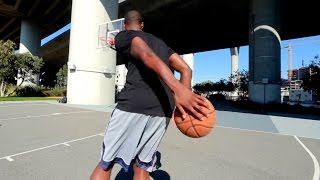 Train Like a Basketball Pro w/ Harrison Barnes - The Red Bulletin Presents