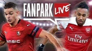 Rene 3-1 Arsenal | FanPark Live