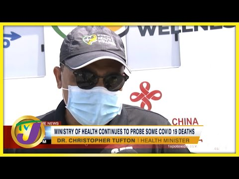 Field Hospital Delays at the Savanna-la-mar Hospital   TVJ News - Sept 11 2021