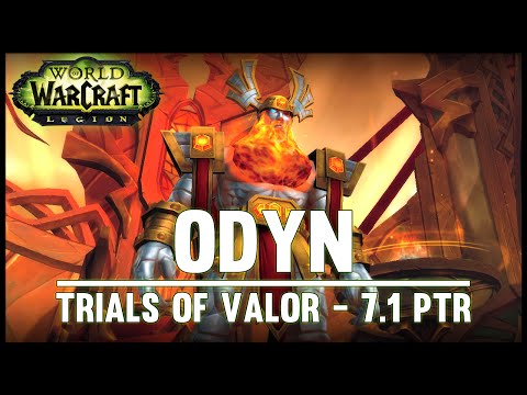 Odyn - Trials of Valor - 7.1 PTR - FATBOSS