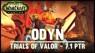 Odyn - Trials of Valor - 7.1 PTR - FATBOSS