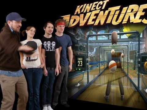 Kinect Adventures is AWESOME!