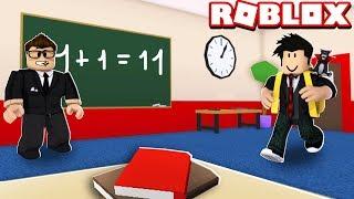 MEEPCITY SCHOOL WITH LOKIS TURMY | ROBLOX-MeepCity