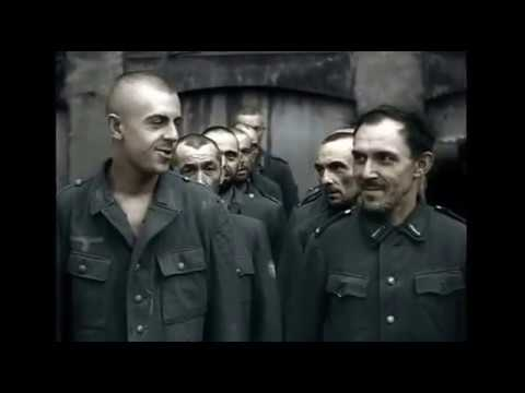 German surrenders / prisoners during the Warsaw Uprising in Poland - 1944