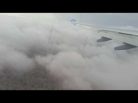 Airbus a330 landing in Luanda Angola