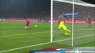 Chile 0 Argentina 0 (4-1)  (Relato Paulo Vilouta) Copa America 2015 Los Penales