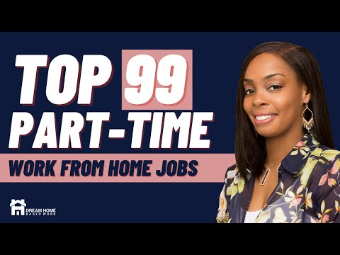 Ways to work from home full time