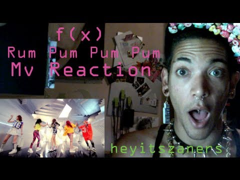 "f(x) ""Rum Pum Pum Pum"" MV Reaction 