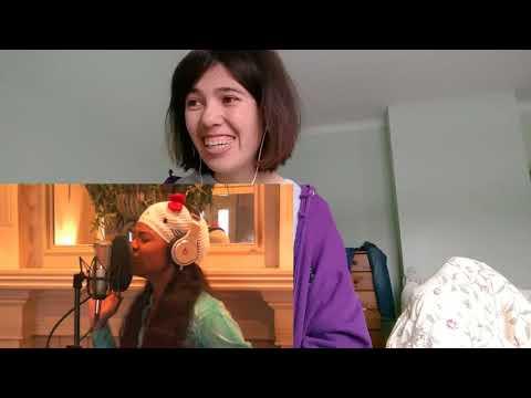 REACTION: Amanda Cole - Chandelier (cover in original key)