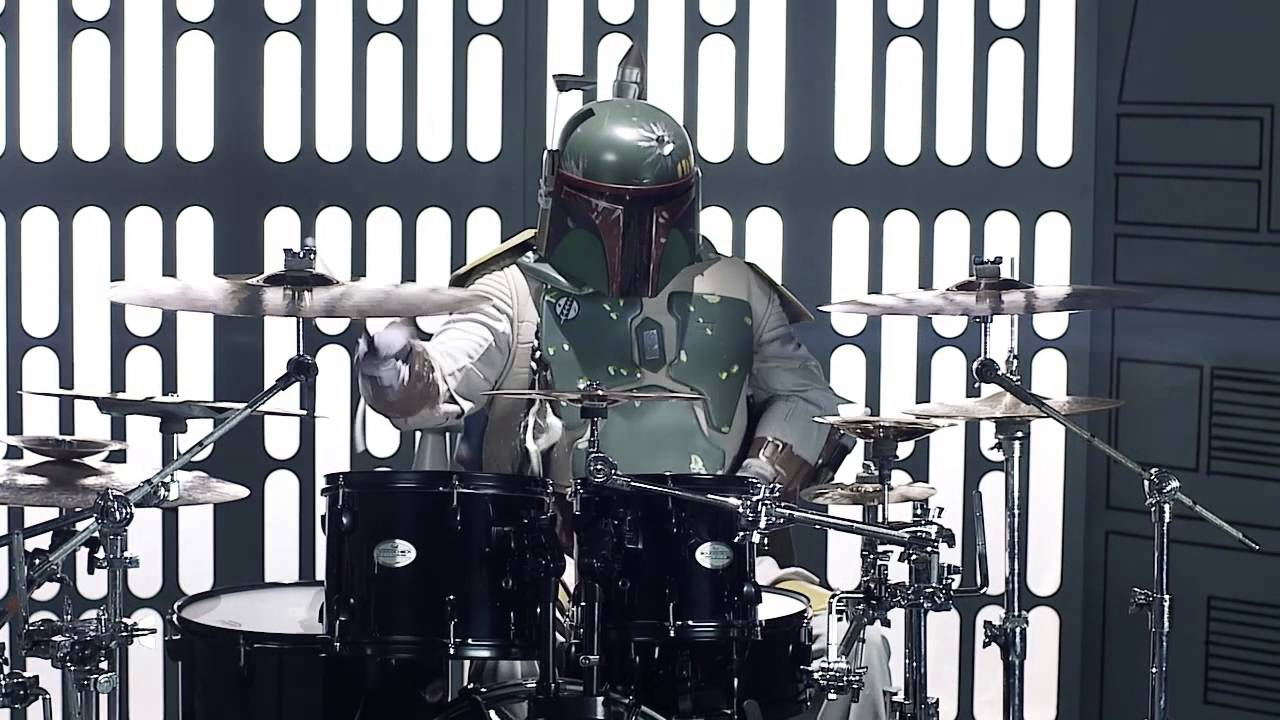 Percussion Star Wars 12