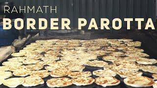 டன் கணக்கில் விற்பனை ஆகும் பரோட்டா | Border Rahmath Parotta stall | Parotta and Pepper Gun Chicken