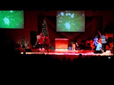 Charlie Brown Christmas, CrossPoint Church 2014