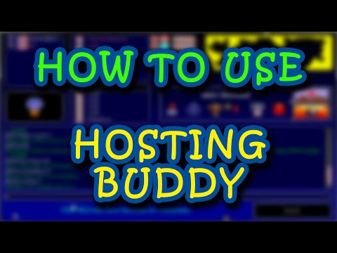 Worms Armageddon: How to Use HostingBuddy