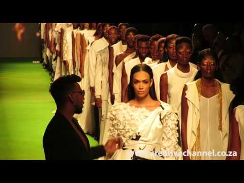 David Tlale Show @ Creative channel