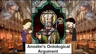 """Anselm's Ontological Argument - (Extract from """"The Ontological Argument"""")"""