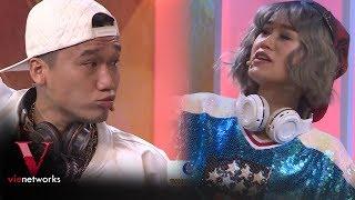 Thánh Chà Đĩa Lâm Vỹ Dạ, Xuân Nghị trổ tài Hip Hop | Hài mới 2018
