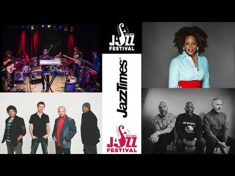 Atlanta Jazz Festival 2018 Headliners Announcement