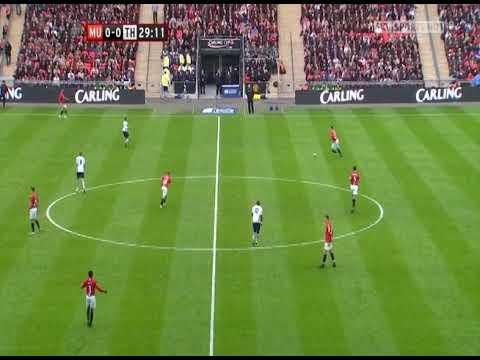 Paul Scholes vs Tottenham 08/09 (N)