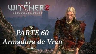 The Witcher 2 - Parte #60: Río Místico & Armadura de Vran (Acto III) [Español]