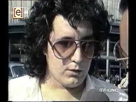ONCE A TIME AGO Intervista a Pino Daniele estratto da La Storia siamo noi