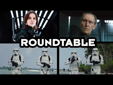 Rogue One: A Star Wars Story - CineFix Roundtable