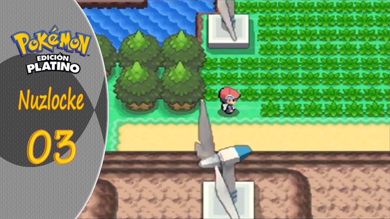 Recogida pokemon platino