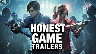 Gambar cover Honest Game Trailers | Resident Evil 2 (2019)
