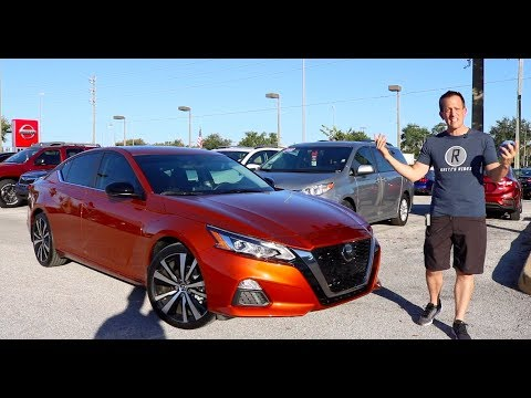 Why is the 2019 Nissan Altima a game changer? - Raiti's Rides