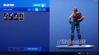 LEAKED *NEW* SPARKPLUG SKIN SHOWCASE FORTNITE BATTLE ROYALE