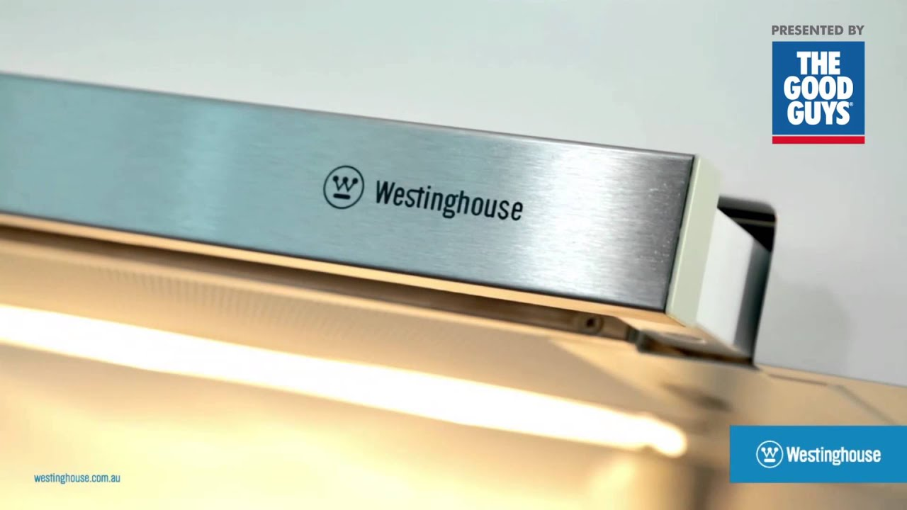 Westinghouse Rangehood WRH608IS |The Good Guys - YouTube