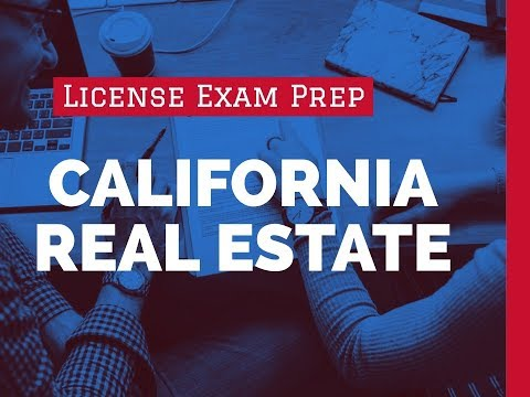 how to get your real estate license in california