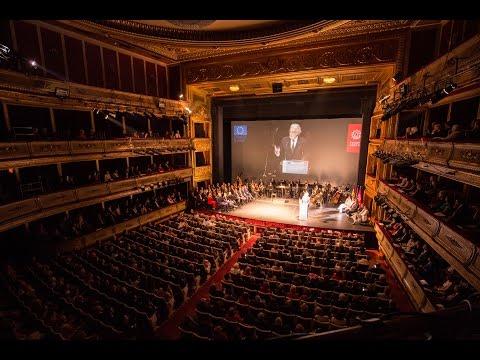 2016 European Heritage Awards Ceremony in Madrid