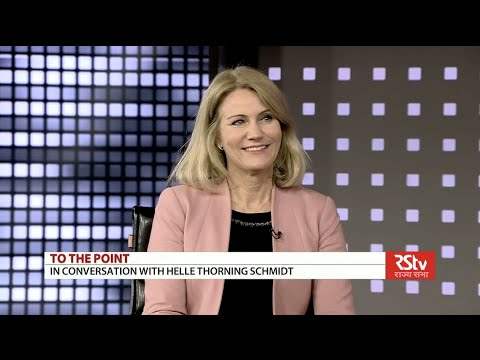 To The Point with Helle Thorning-Schmidt