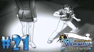 "Phoenix Wright Ace Attorney Justice For All | Parte 21 ""El secreto de Adrian"""