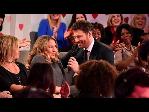 Harry Connick Jr Serenades His Wife Jill
