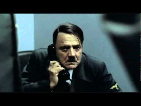 Hitler Phones Captain Blackadder