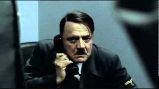 Hitler Phones Captain Blackadder
