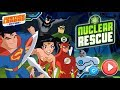 Justice League Action - Nuclear Rescue (Cartoon Network Games)