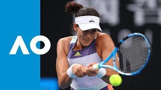 Elina Svitolina vs Garbiñe Muguruza - Match Highlights (3R) | Australian Open 2020