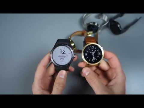 TAG Heuer Connected vs. Moto 360, Huawei Watch, Gear S2