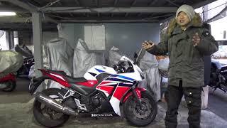 ホンダCBR250R(2017)ABS:参考動画「250で迷ったらこれ」