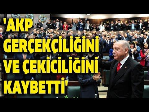 Çarpıcı AKP Yorumu! 'Gerçekçiliğini Kaybetti'