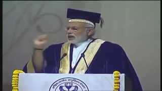 PM Shri Narendra Modi delivers Convocation Address at the 42nd Convocation of AIIMS
