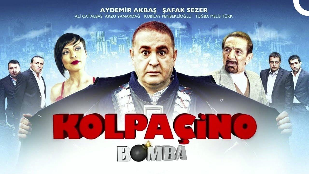 Kolpaçino: Bomba   Şafak Sezer Türk Komedi Filmi   Full Film İzle (HD)
