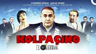 Kolpaçino Bomba  Şafak Sezer Türk Komedi Filmi  Full Film İzle (HD)