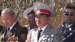 В воинской части 6656 в Актау школьникам рассказали о солдатской жизни